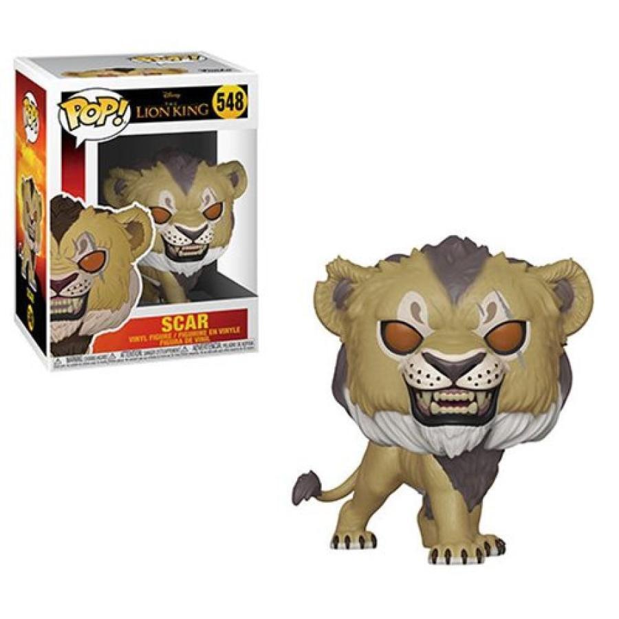 ライオン キング Lion King フィギュア Live Action Scar Pop! Vinyl Figure #548
