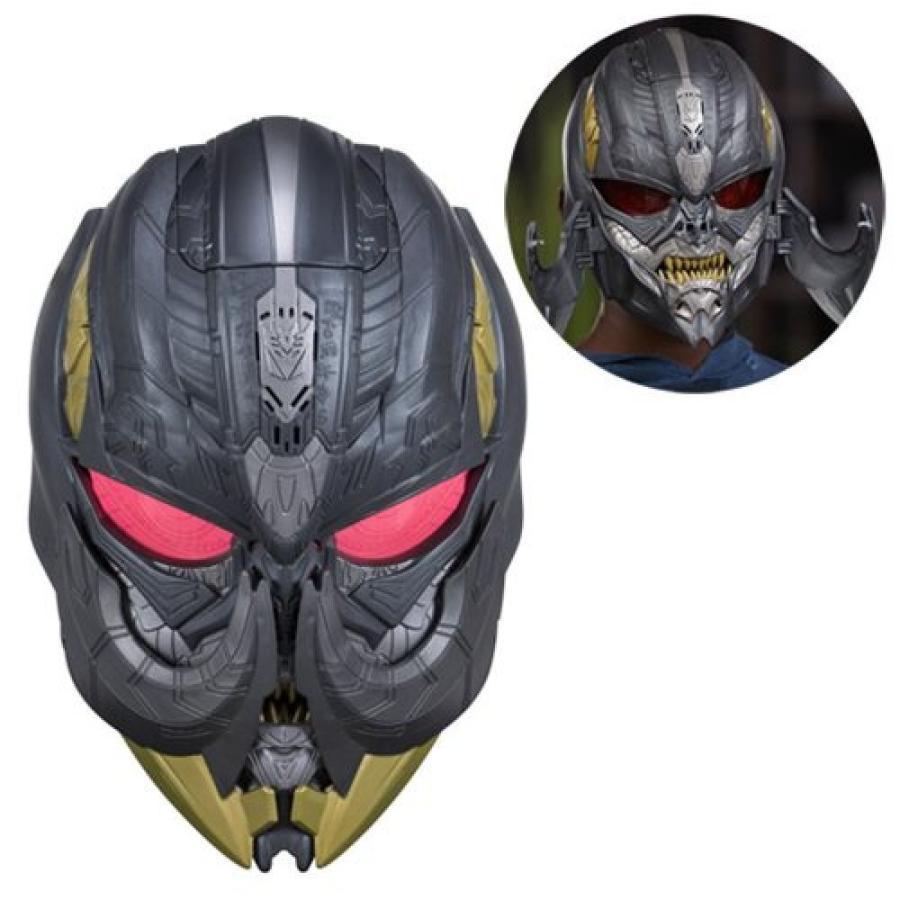 トランスフォーマー Transformers コスプレ The Last Knight Megatron Voice Changer Mask