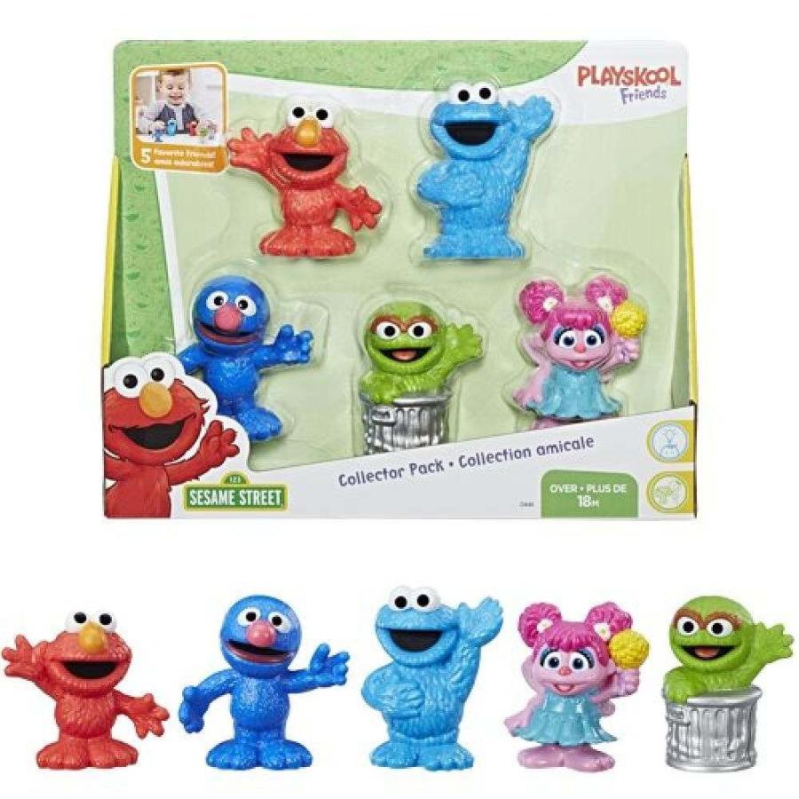 セサミストリート Sesame Street フィギュア Collector Pack Mini-Figures Set