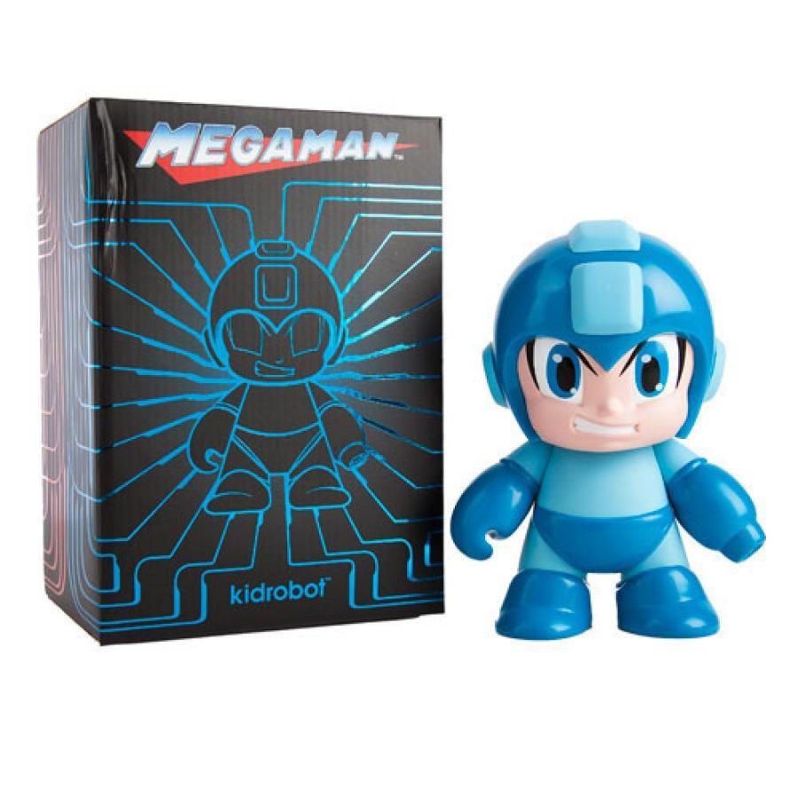 ロックマン Mega Man フィギュア 7-Inch Vinyl Figure