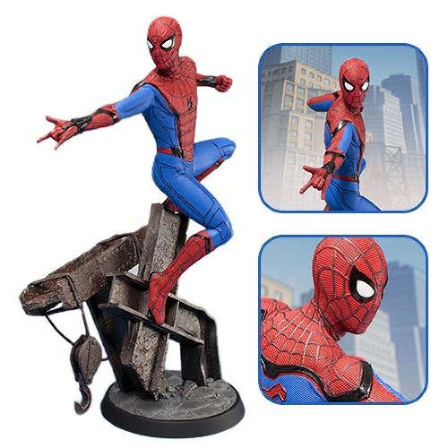 スパイダーマン Spider-Man 彫像・スタチュー Homecoming Movie ARTFX 1:6 Scale Statue