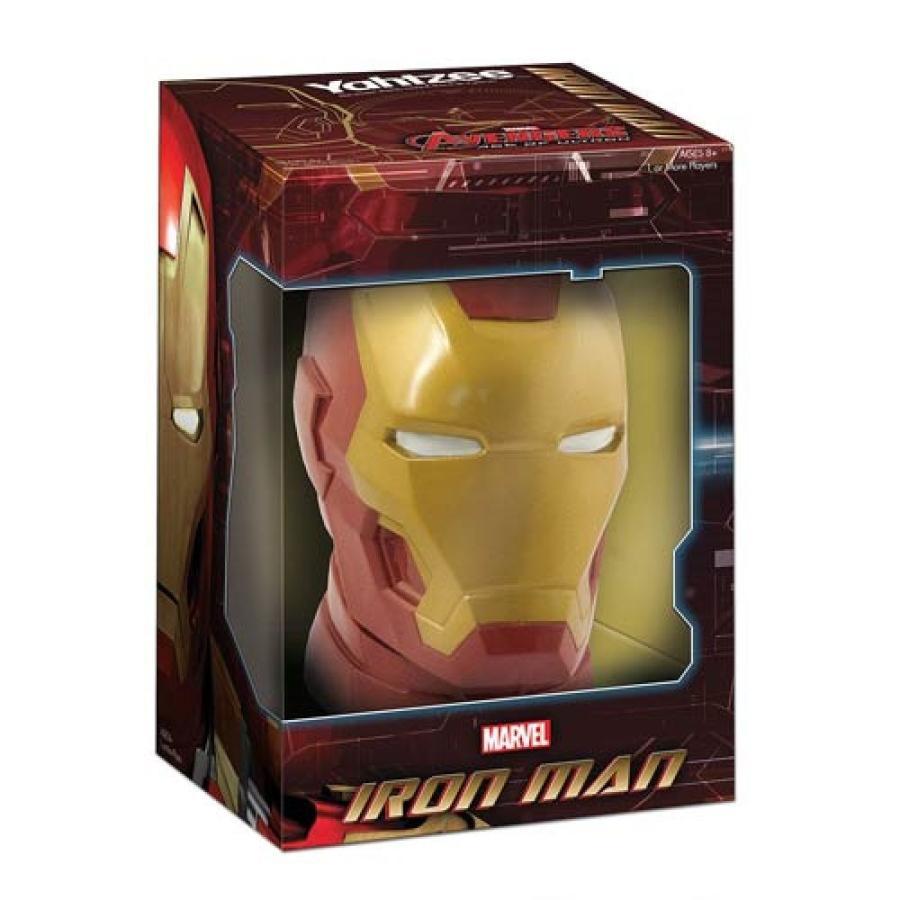 アイアンマン Iron Man ゲーム・パズル Yahtzee Game