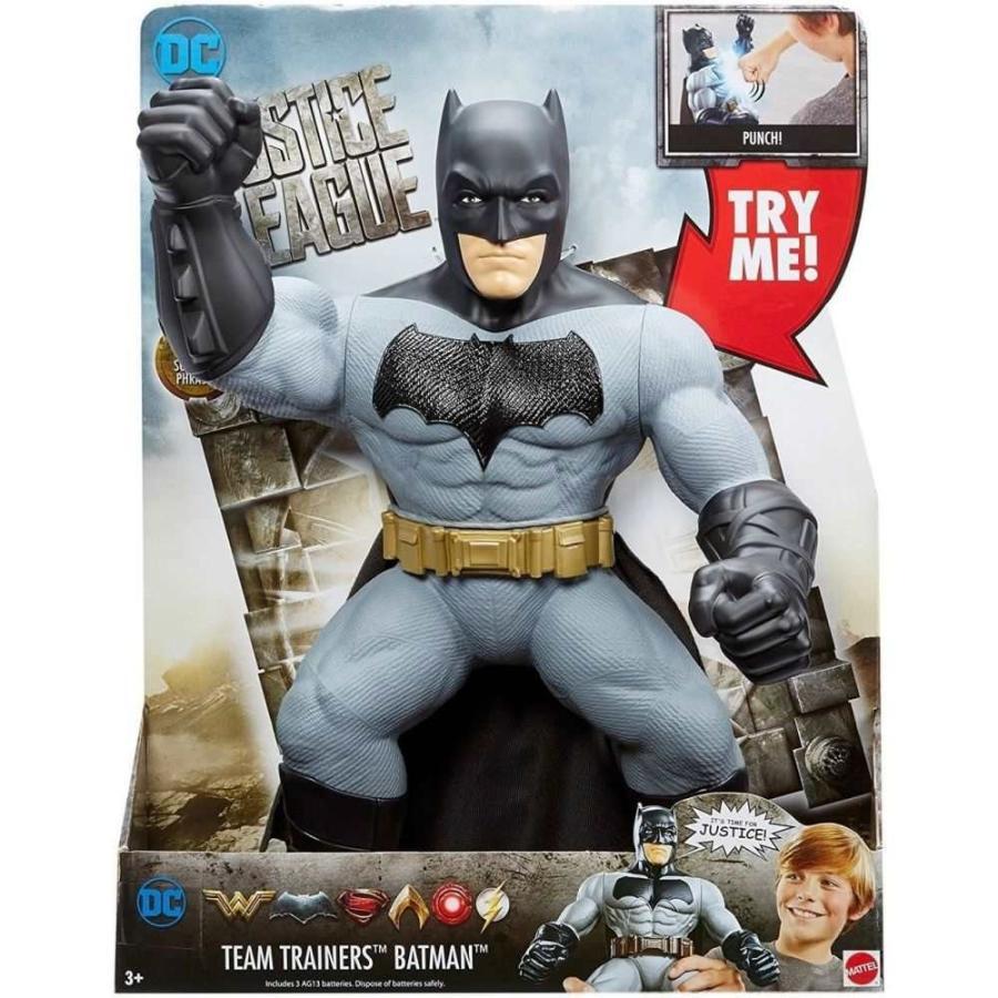 ディーシー コミックス DC フィギュア Justice League Movie Team Trainers Batman Action Figure