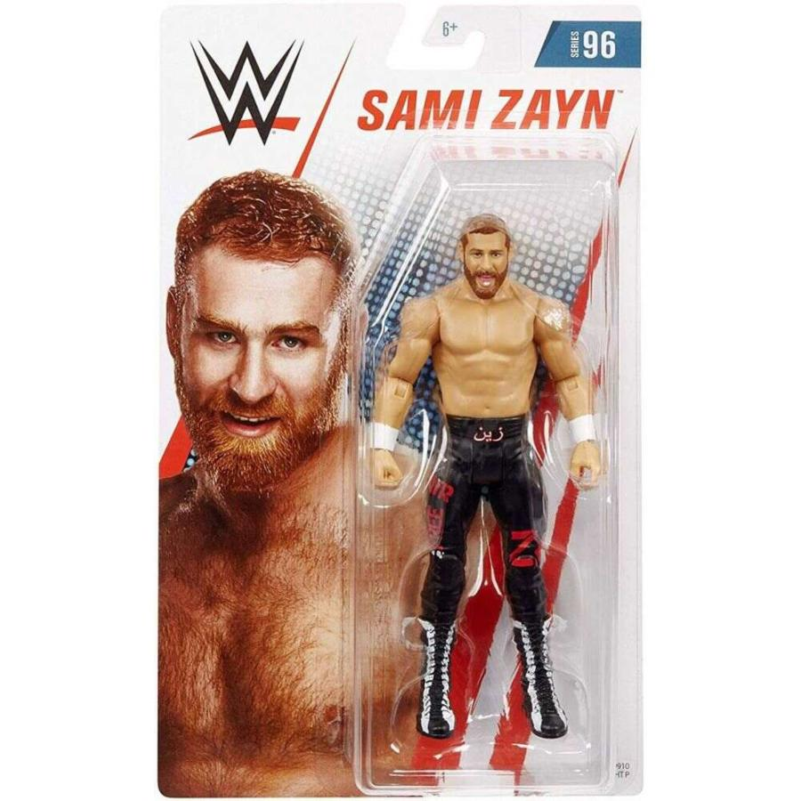 WWE WWE Wrestling フィギュア Series 96 Sami Zayn Action Figure [Regular]
