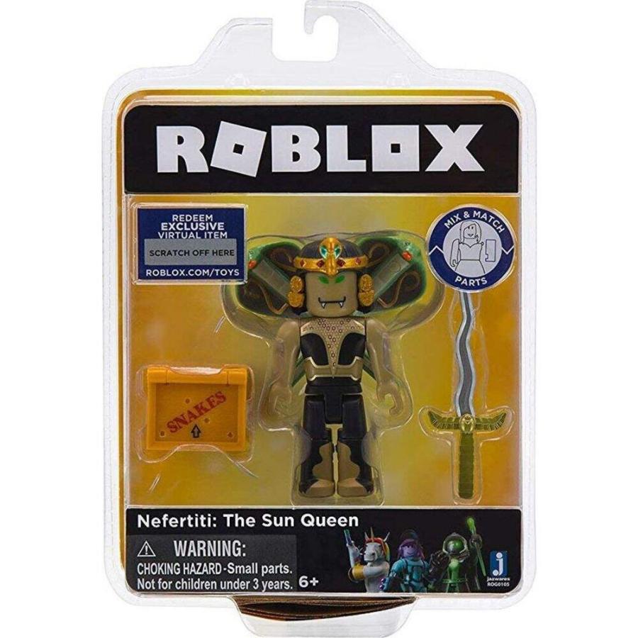 ロブロックス Roblox フィギュア Nefertiti: The Sun Queen Action Figure