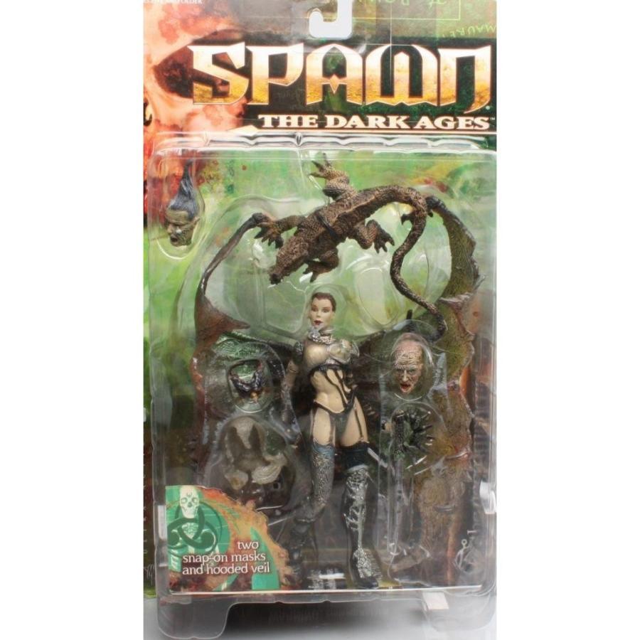 スポーン Spawn フィギュア Series 14 Dark Ages The Necromancer Action Figure