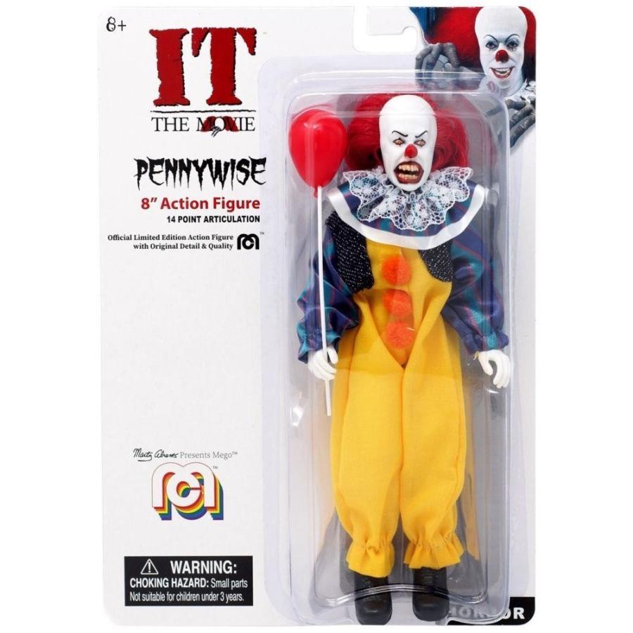 ホラー Horror フィギュア IT Pennywise Action Figure