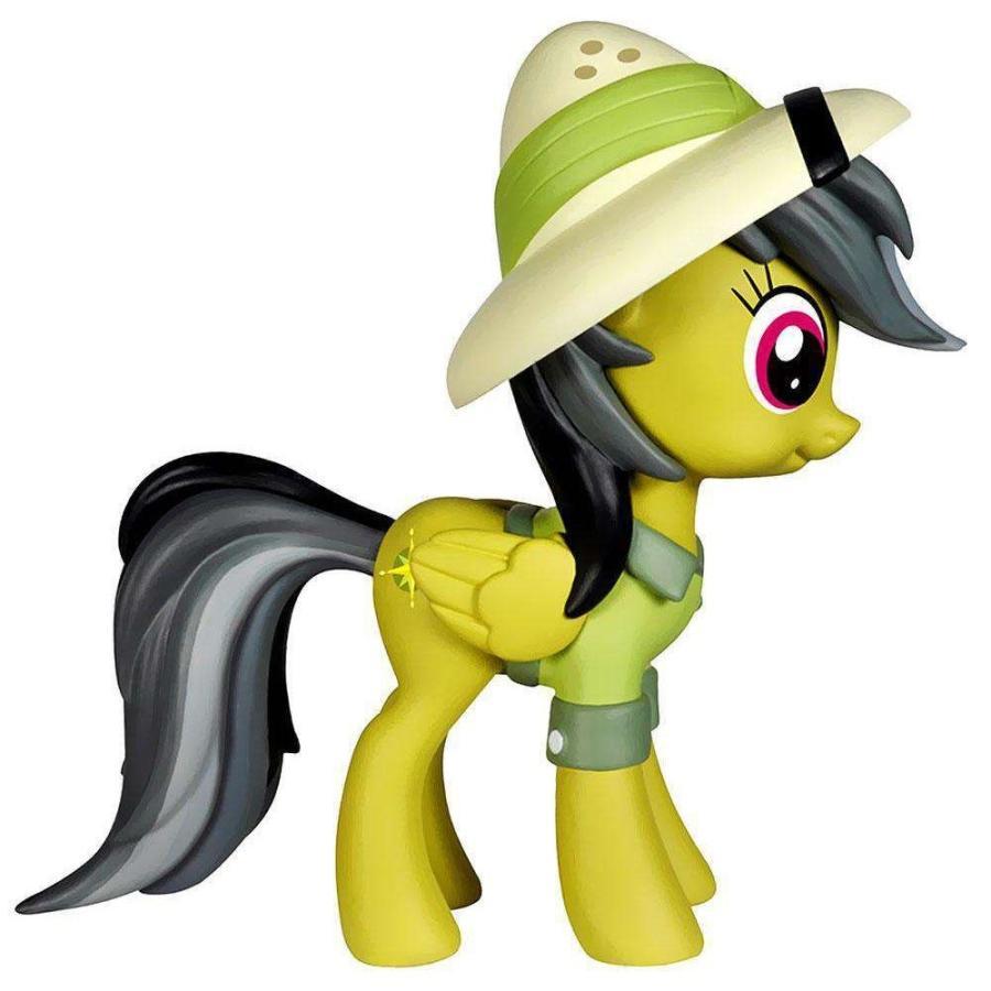 マイリトルポニー My Little Pony フィギュア ビニールフィギュア Daring Do Dazzle Vinyl Figure