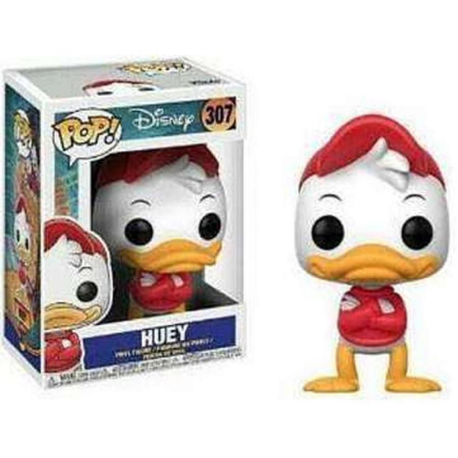 ディズニー Disney フィギュア ビニールフィギュア DuckTales POP! Huey Vinyl figure
