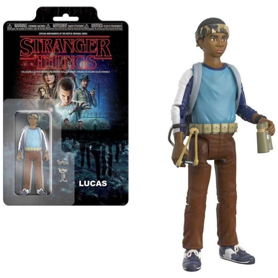 ストレンジャーシングス Stranger Things フィギュア Lucas Action Figure