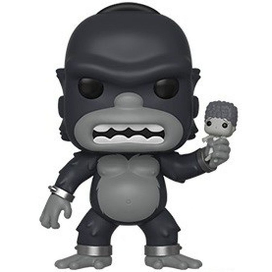 ザ シンプソンズ The Simpsons フィギュア ビニールフィギュア Treehouse of Horror POP! Animation King Homer Vinyl Figure