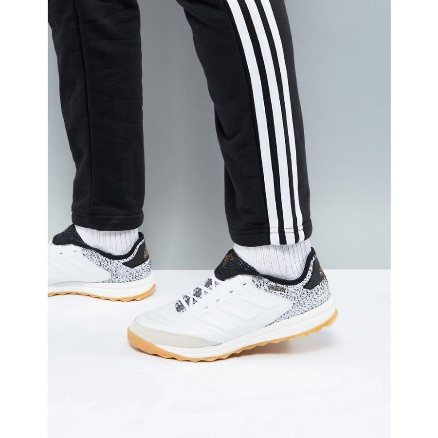 アディダス adidas performance メンズ フィットネス・トレーニング シューズ・靴 copa tango 18.1 training trainers in 白い cp8997 ホワイト