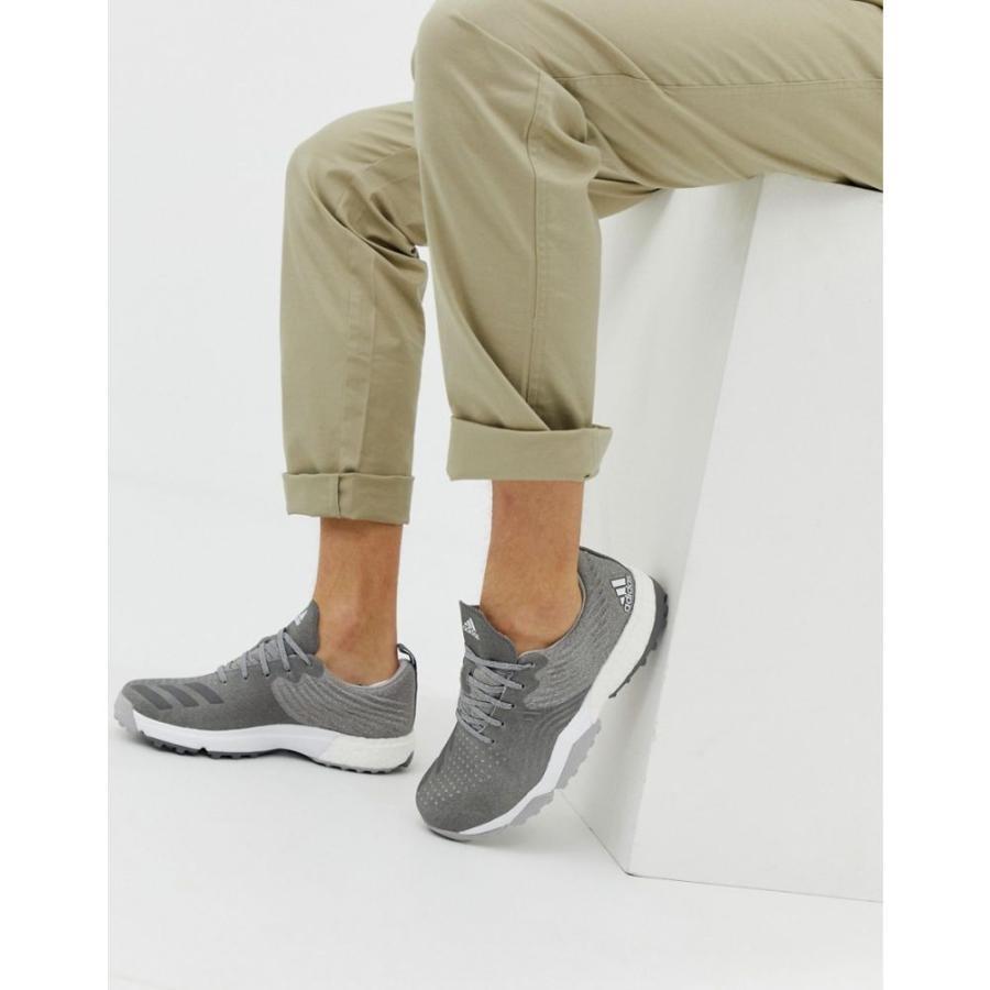 アディダス adidas Golf メンズ シューズ・靴 ゴルフ Adidas Golf Adipower in グレー グレー