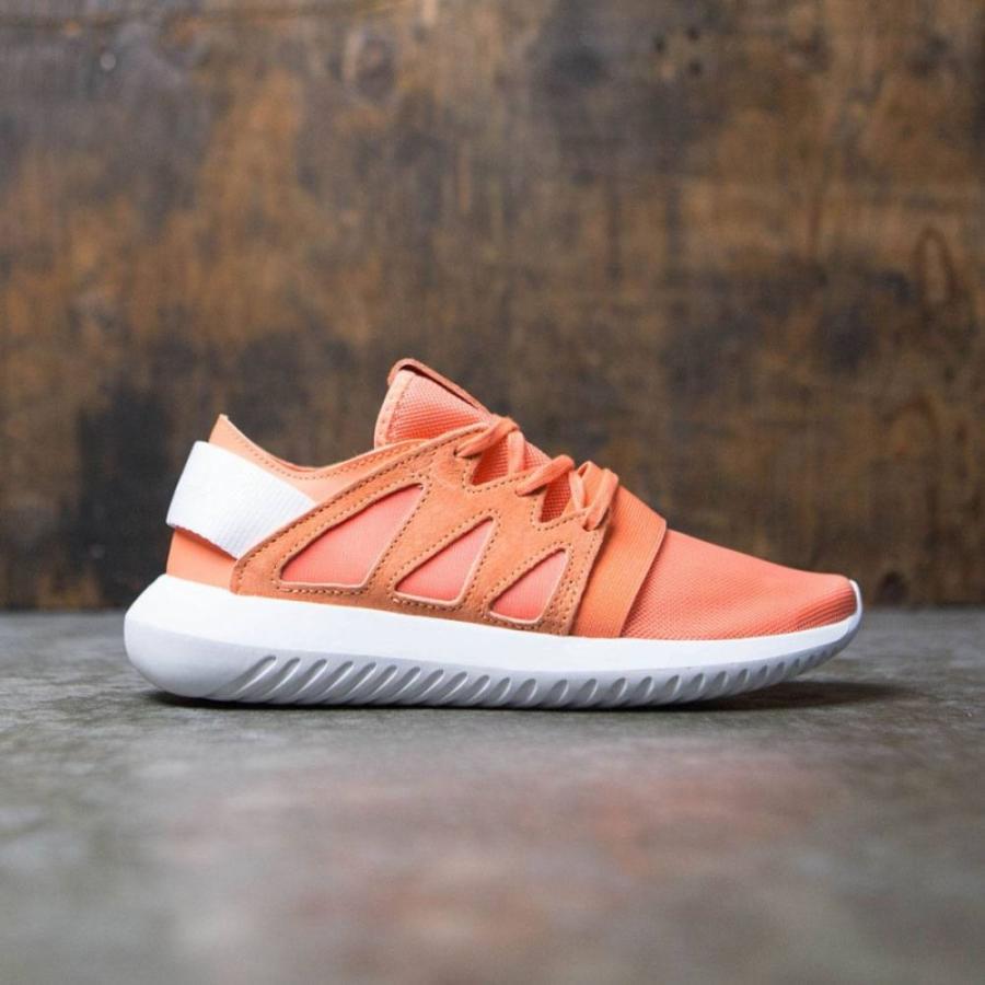 人気ブラドン アディダス レディース スニーカー シューズ・靴 Adidas Tubular Viral orange / easy orange / energy orange / footwear white, 城崎町 cc6842f4