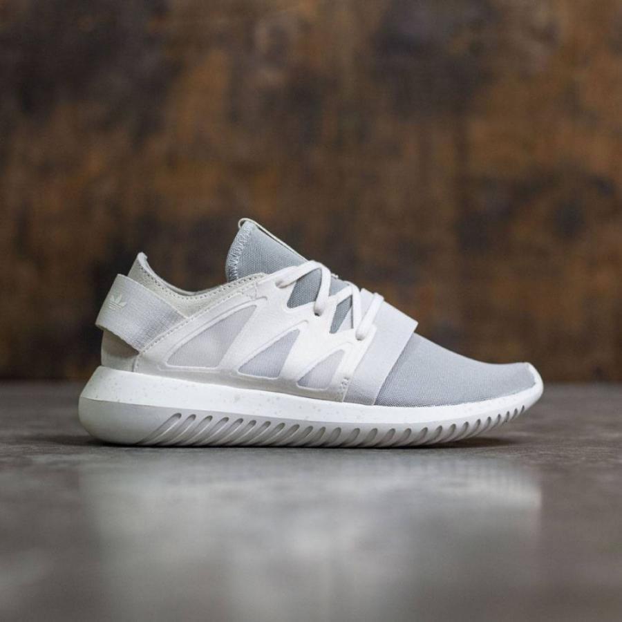 出産祝い アディダス レディース スニーカー シューズ・靴 Adidas Tubular Viral white / chalk white / core white, Select Shop Undo 76a9283e