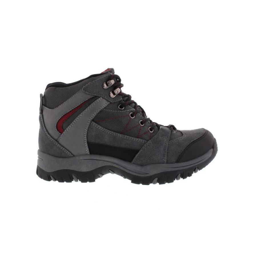 ディール スタッグス DEER STAGS メンズ ハイキング・登山 ブーツ シューズ・靴 Anchor Water Resistant Hiker Boot Grey