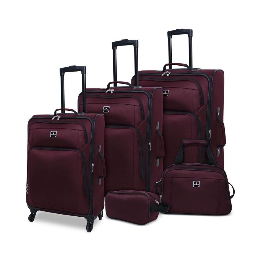 タグ Tag ユニセックス スーツケース・キャリーバッグ バッグ Daytona 5-Pc. Luggage Set Burgundy