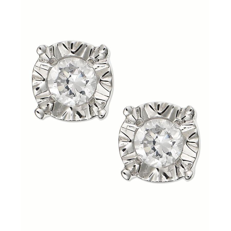 超爆安 メイシーズ Macy's Diamond Gold レディース イヤリング・ピアス ジュエリー・アクセサリー Diamond Stud White Earrings in 10k Gold, White Gold or Rose Gold (1/4 ct. t.w.), e-Butudan/現代仏壇お香数珠:dd6c4b65 --- airmodconsu.dominiotemporario.com