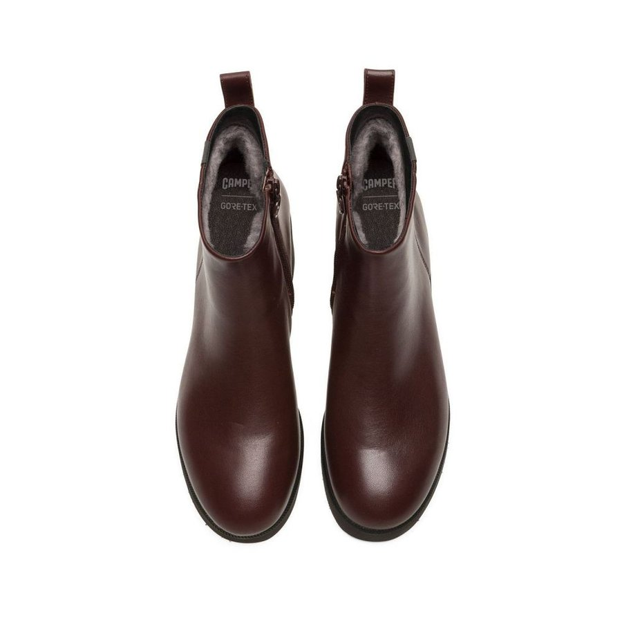 【格安SALEスタート】 カンペール Camper レディース ブーツ ブーツ シューズ・靴 シューズ・靴 Burgundy Wonder Boots Burgundy, 我流工房101:e733b30c --- sonpurmela.online