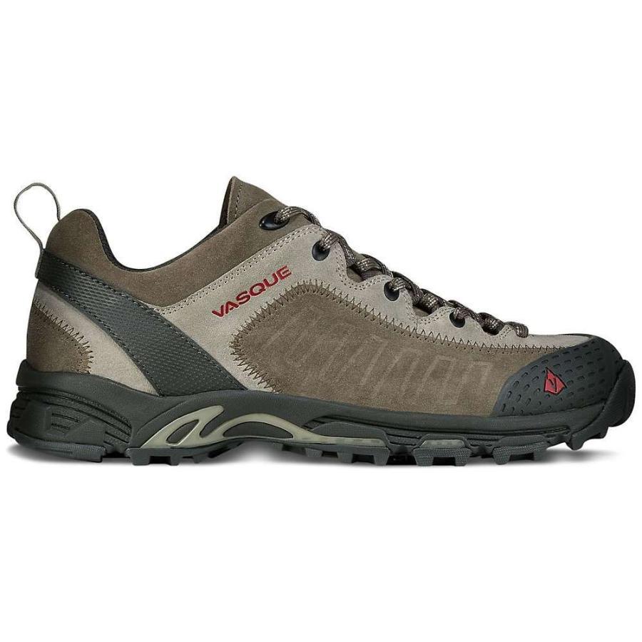 バスク Vasque メンズ ハイキング・登山 シューズ・靴 Juxt Shoe Aluminum/Chili Pepper