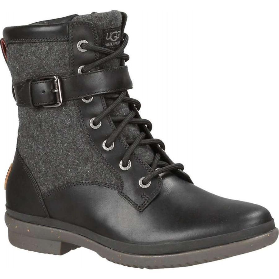 アグ Ugg レディース ブーツ シューズ・靴 kesey boot Black|fermart-shoes