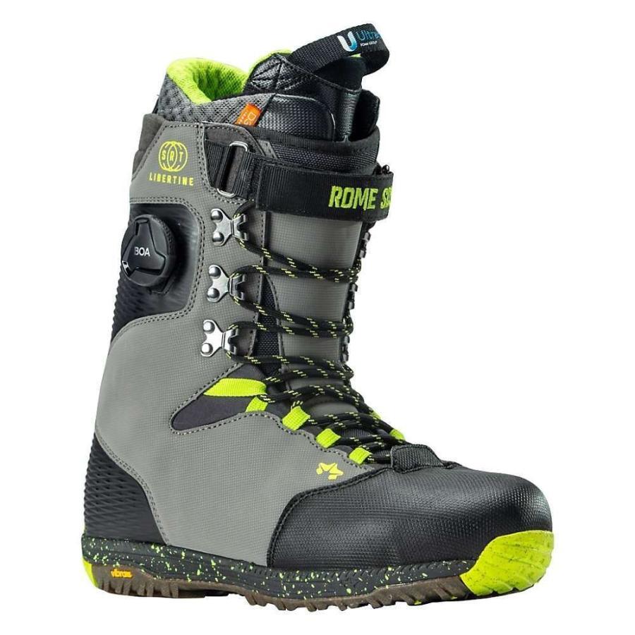 【気質アップ】 ローマー Rome メンズ スキー・スノーボード ブーツ シューズ・靴 libertine srt snowboard boot Slate Acid, 八坂村 633d39cd