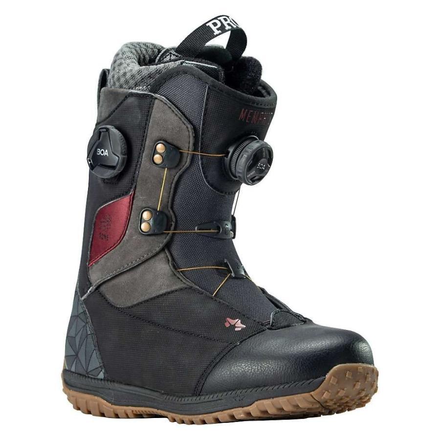 【返品送料無料】 ローマー Rome メンズ スキー・スノーボード ブーツ シューズ・靴 memphis boa snowboard boot Black Cherry, ヤマナカマチ 046f3b0a