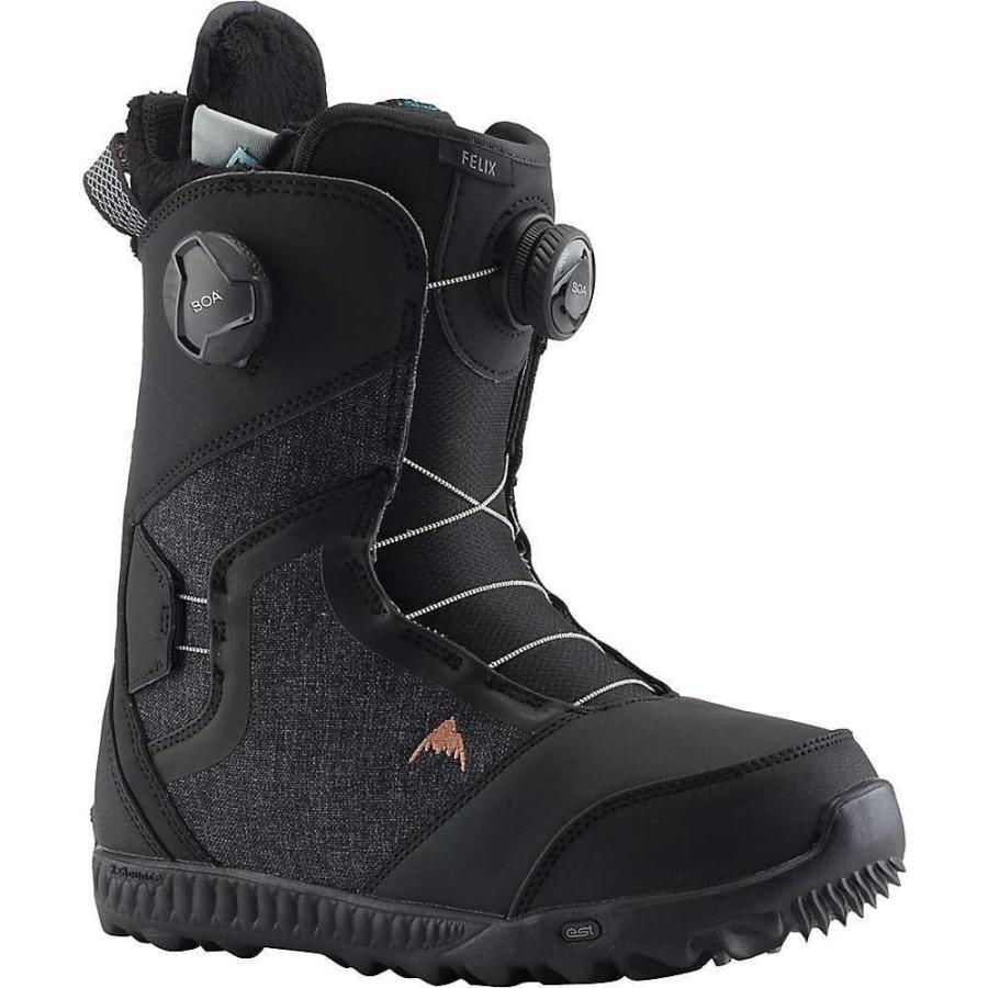 バートン Burton レディース シューズ・靴 スキー・スノーボード Felix BOA Snowboard Boot 黒