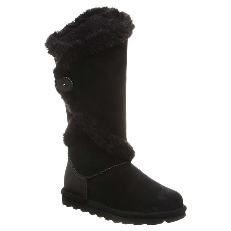 公式サイト ベアパウ ベアパウ Bearpaw レディース ブーツ シューズ・靴 sheilah Black boot Black ブーツ II, 海外電気CLUB:ea392a81 --- theroofdoctorisin.com