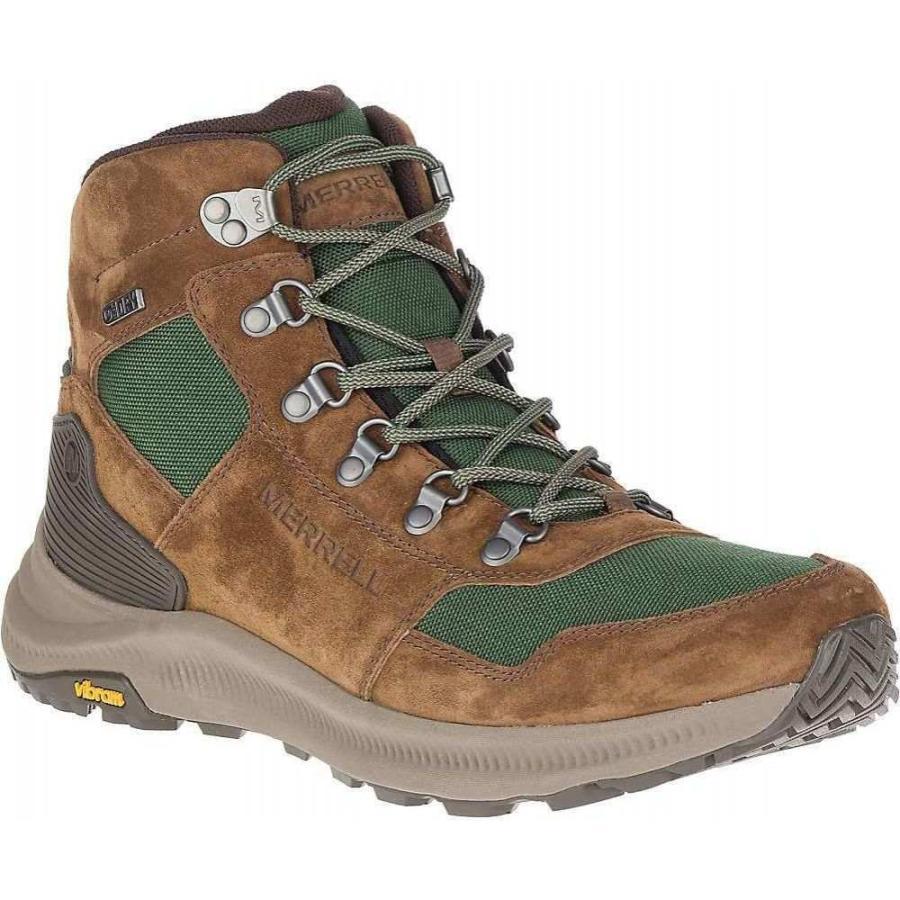 メレル Merrell メンズ シューズ・靴 ハイキング・登山 Ontario 85 Mid Waterproof Boot Forest