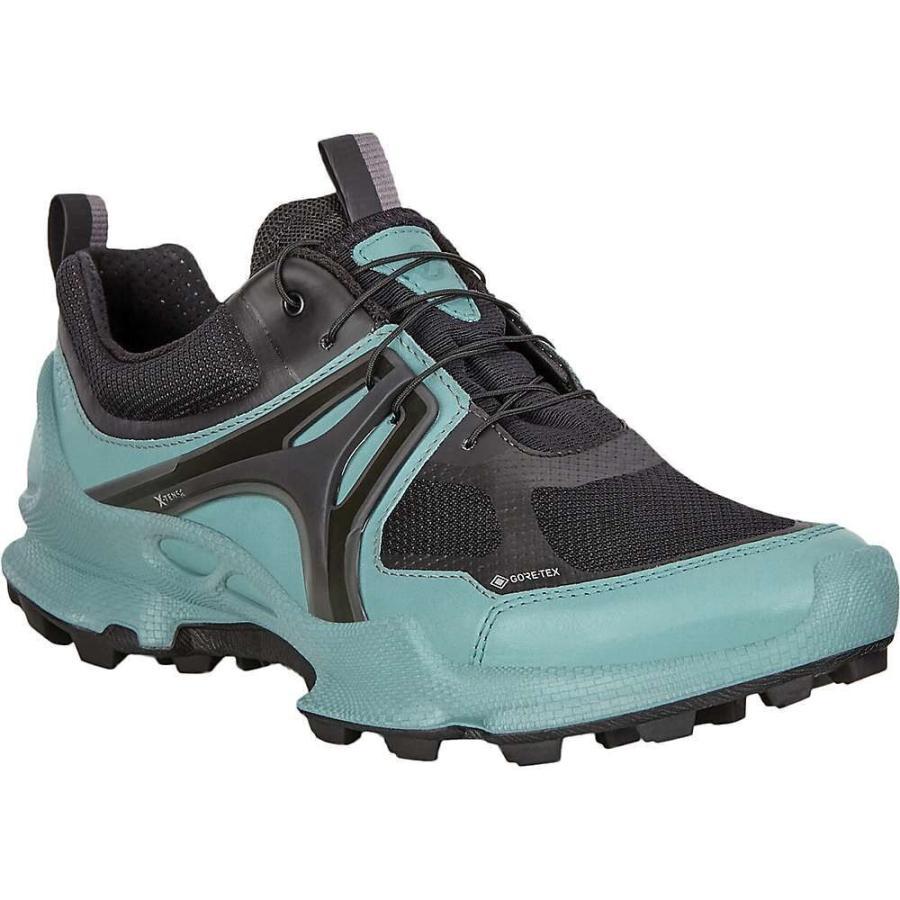 エコー Ecco レディース ランニング·ウォーキング シューズ·靴 Biom C-Trail GTX Shoe Trellis/Black