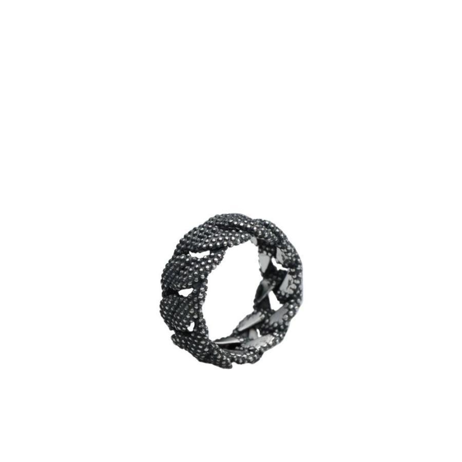 海外並行輸入正規品 ノーヴェ ヴェンティ ring チンクエ 44160 メンズ メンズ 指輪・リング ジュエリー ノーヴェ・アクセサリー small dotted curb ring ring Silver, トウハクグン:fe6d17d7 --- airmodconsu.dominiotemporario.com