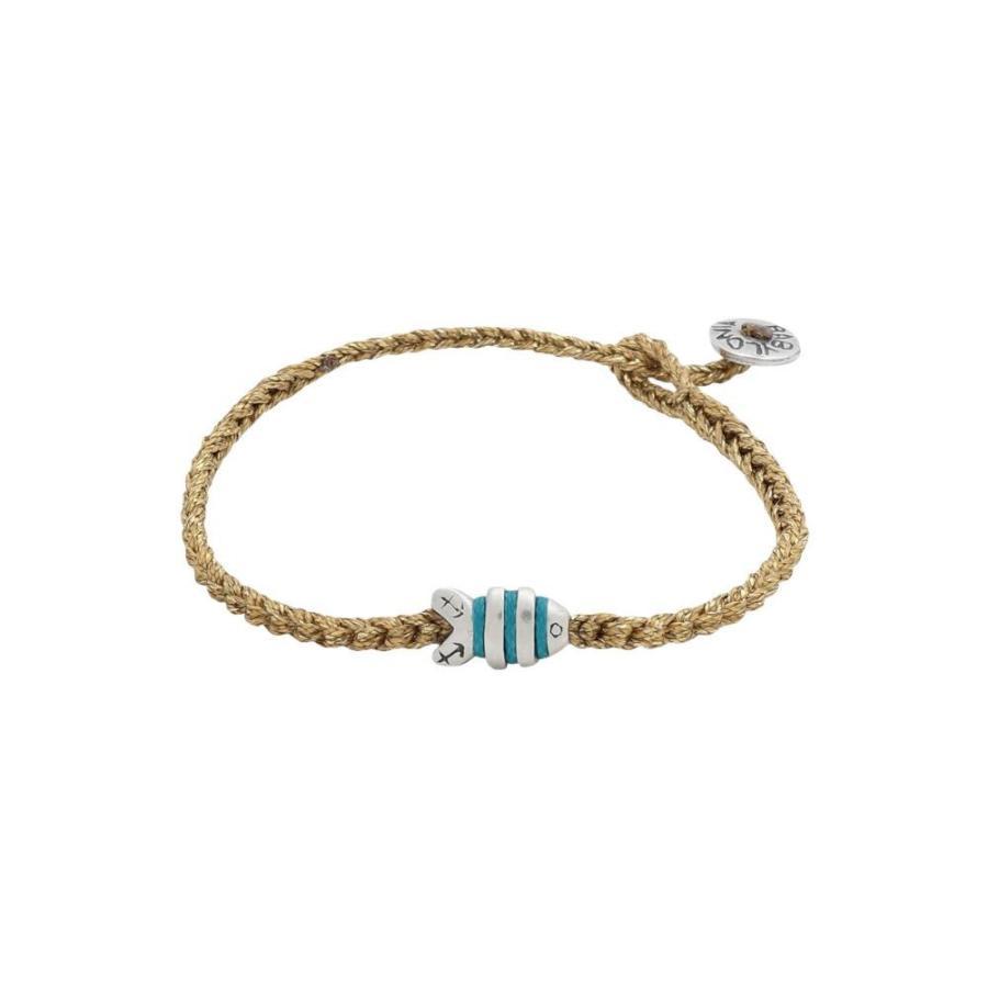 【サイズ交換OK】 ベビーロニア BABYLONIA メンズ ブレスレット ジュエリー・アクセサリー bracelet Gold, イカワチョウ 25f48328