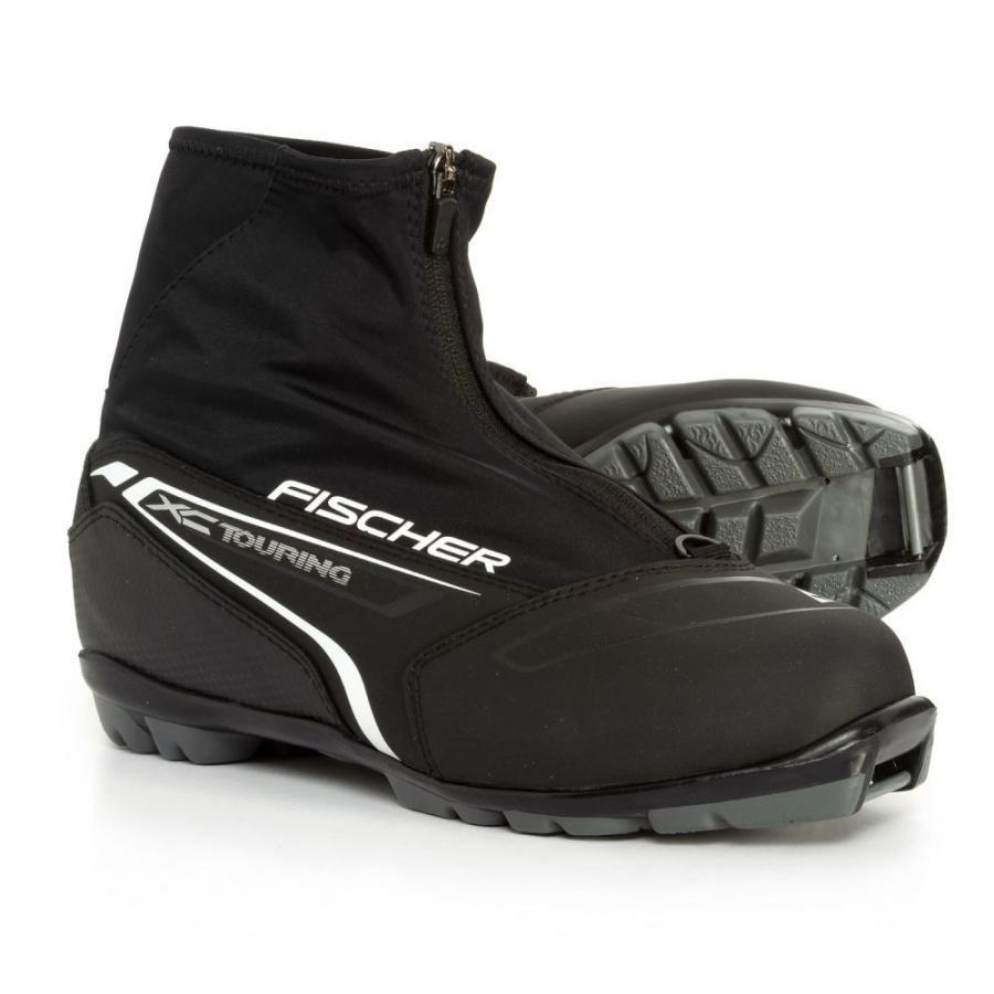 フィッシャー Fischer メンズ スキー・スノーボード ブーツ シューズ・靴 XC Touring T3 Nordic Ski Boots 黒