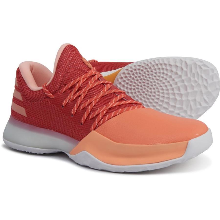 アディダス adidas メンズ バスケットボール シューズ・靴 Chalk Coral Harden Vol. 1 Basketball Shoes Chalk Coral