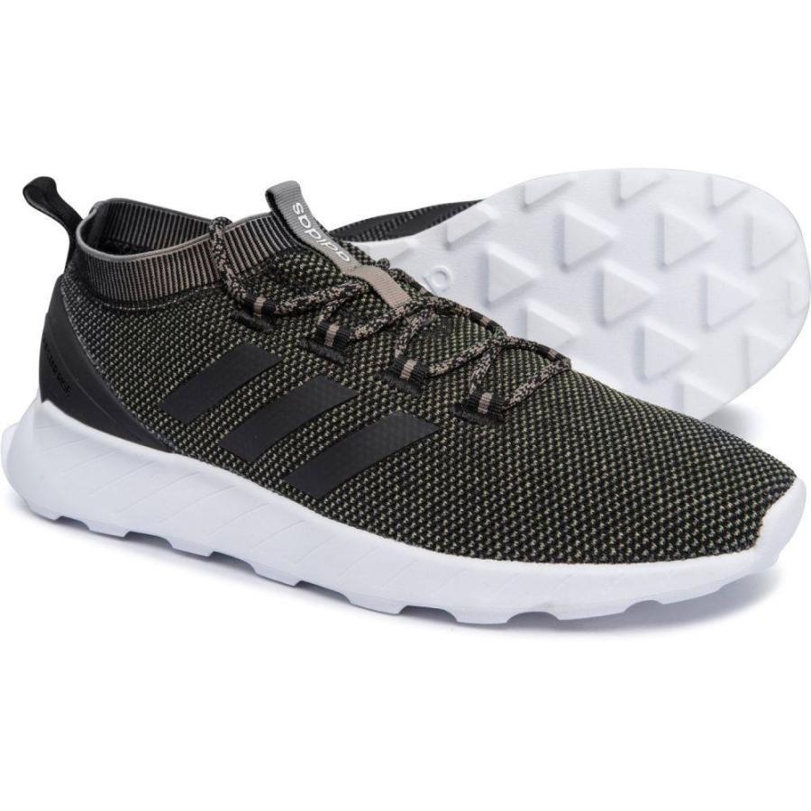 アディダス adidas outdoor メンズ ランニング・ウォーキング シューズ・靴 Questar Rise Running Shoes 黒/黒/Trace Cargo