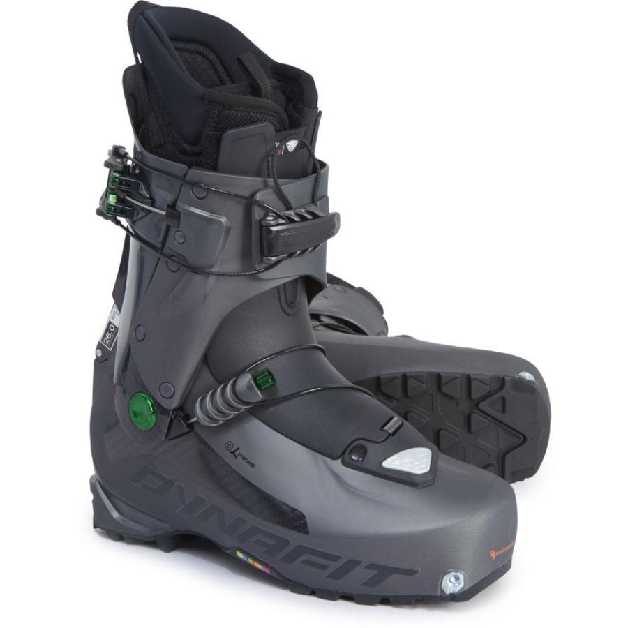 ダイナフィット Dynafit メンズ スキー・スノーボード ブーツ シューズ・靴 Made in Italy TLT7 Carbonio Alipine Touring Ski Boots Carbon/緑