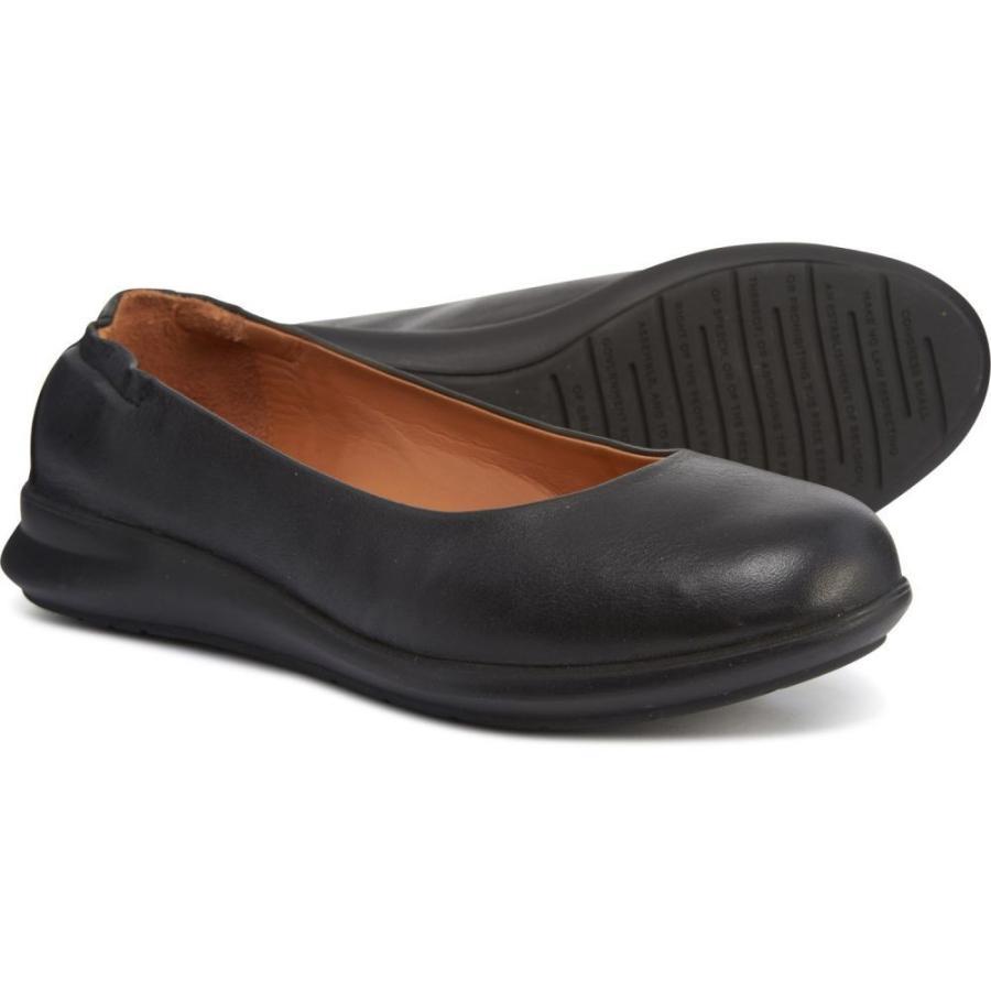 サムエル ハバード Samuel Hubbard レディース スリッポン・フラット シューズ・靴 Made in Portugal Freedom Dance Ballet Flats - Leather 黒 Leather