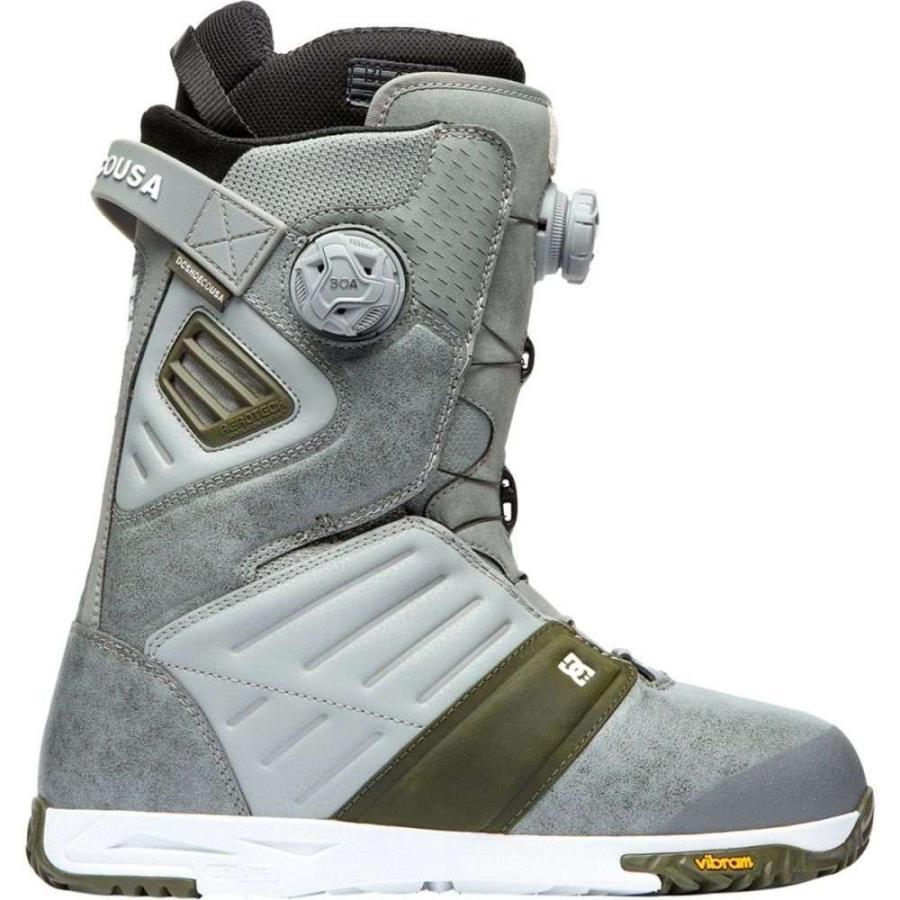 ディーシー DC メンズ スキー・スノーボード ブーツ シューズ・靴 judge boa snowboard boot Grey