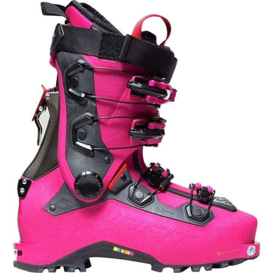 ダイナフィット レディース シューズ・靴 スキー・スノーボード Beast Ski Boot ピンク/黒