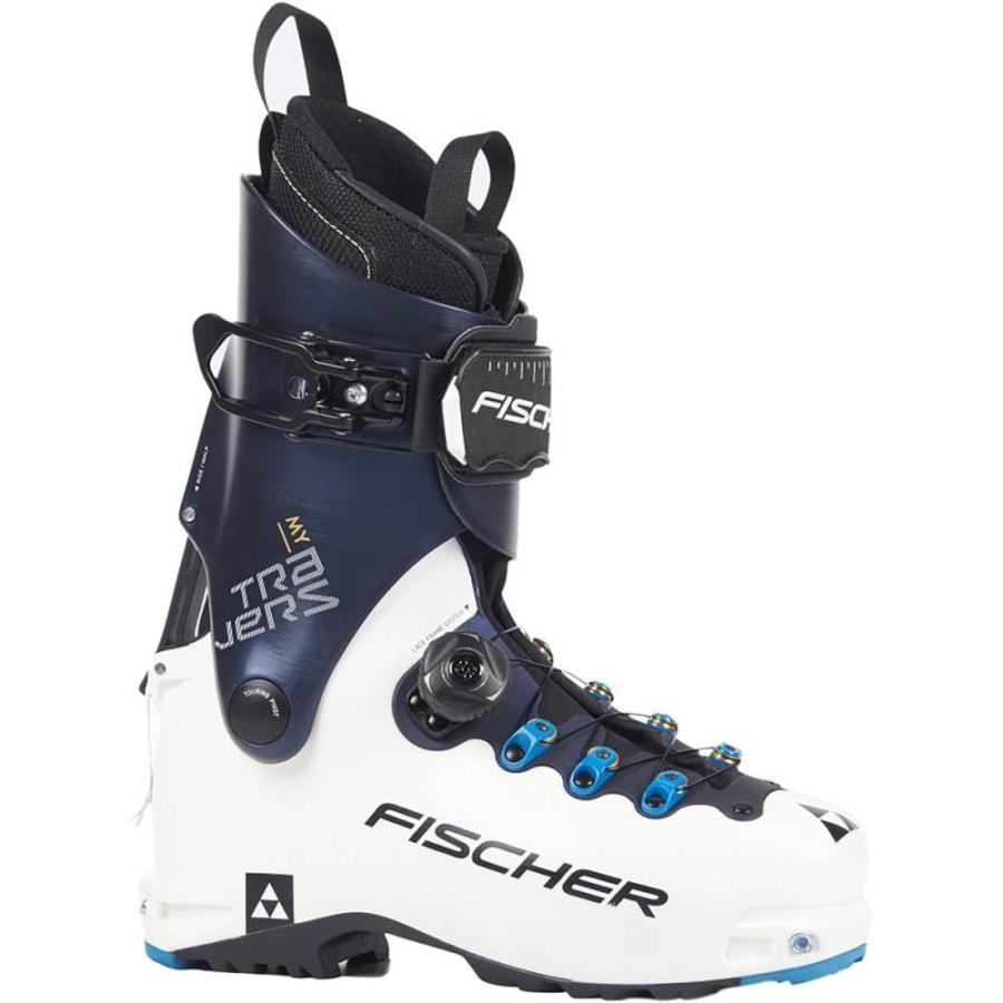 フィッシャー レディース シューズ・靴 スキー・スノーボード My Travers Alpine Touring Boot 白い/Dark 青