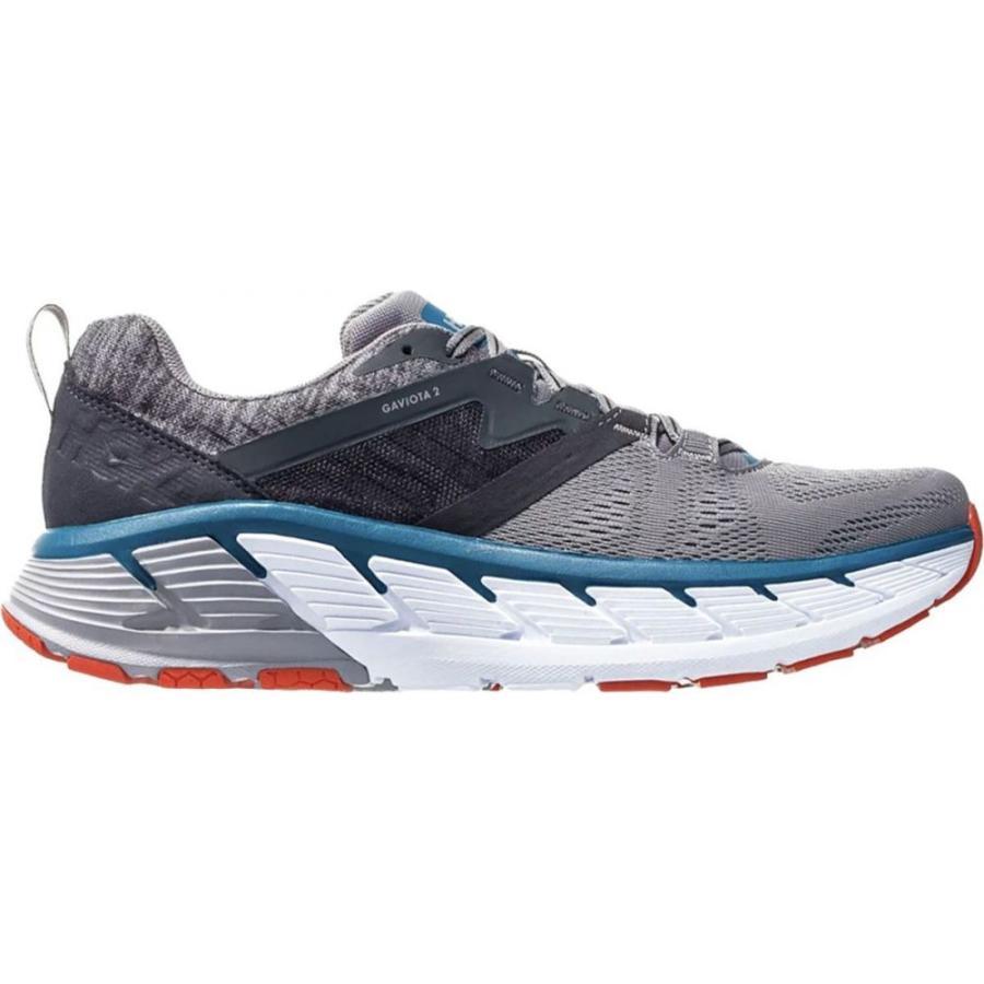 ホカ オネオネ HOKA ONE ONE メンズ シューズ・靴 ランニング・ウォーキング Gaviota 2 Running Shoes Frost Gray/Seaport