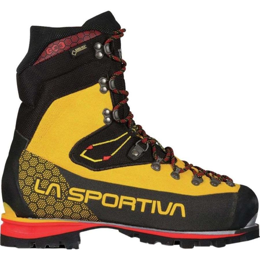 ラスポルティバ La Sportiva メンズ シューズ・靴 ハイキング・登山 Nepal Cube GTX Mountaineering Boots Yellow