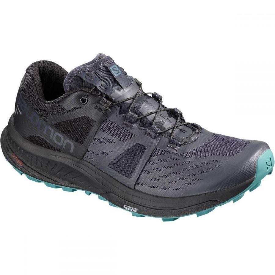 サロモン Salomon レディース ランニング・ウォーキング シューズ・靴 ultra pro trail running shoe Tile 青/Navy Blazer/Dark 紫の