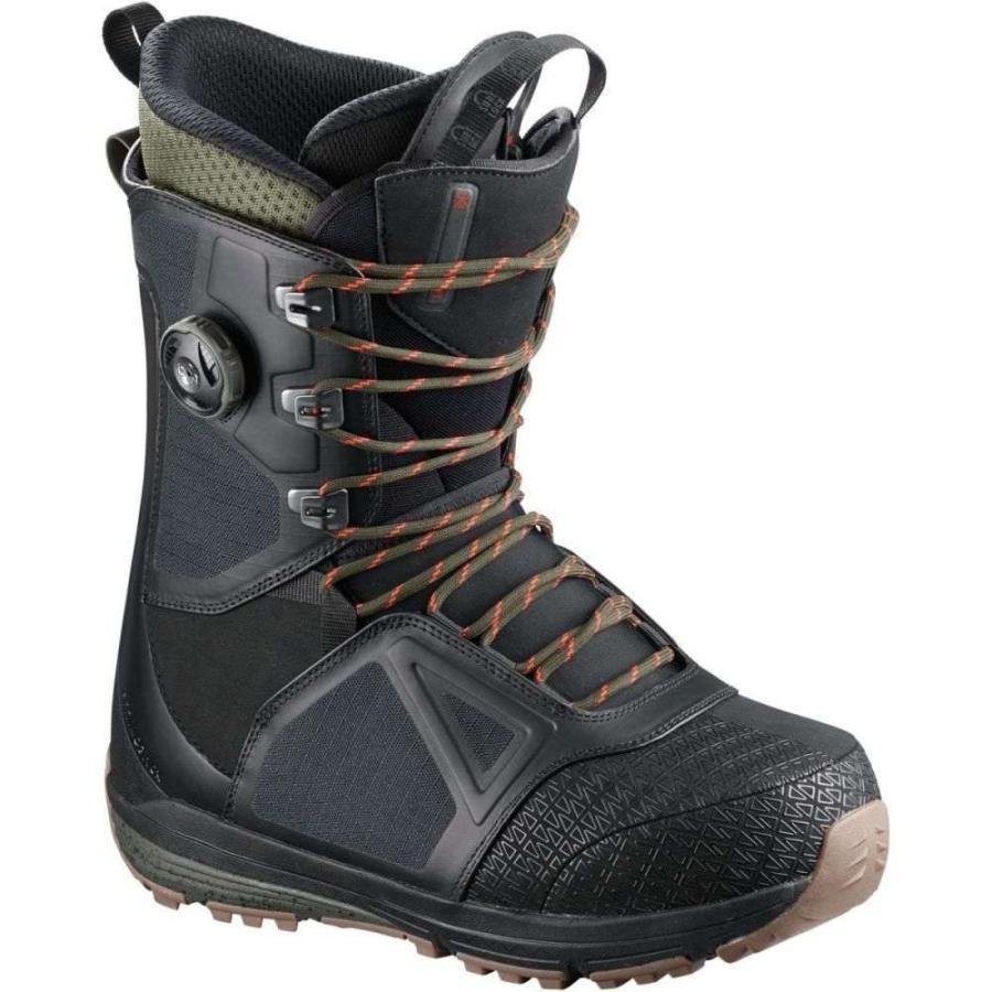 サロモン Salomon Snowboards メンズ シューズ・靴 スキー・スノーボード Lo Fi Snowboard Boots 黒