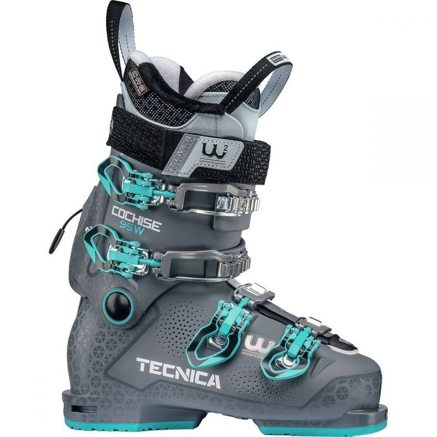 テクニカ Tecnica レディース シューズ・靴 スキー・スノーボード Cochise 95 Ski Boot Sport グレー