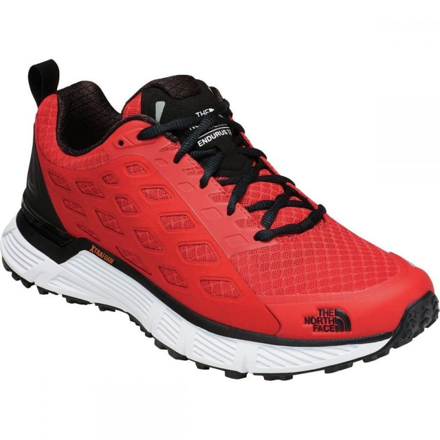 ザ ノースフェイス The North Face メンズ シューズ・靴 ランニング・ウォーキング Endurus Trail Running Shoes Fiery 赤/Tnf 黒