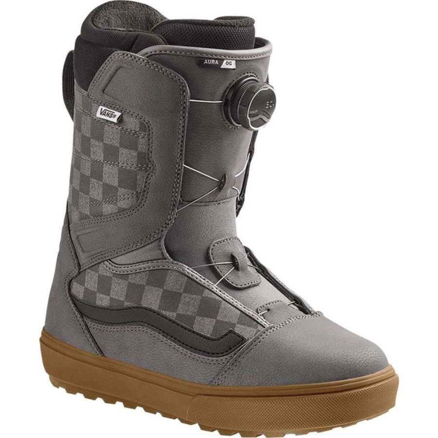 ヴァンズ Vans メンズ スキー・スノーボード ブーツ シューズ・靴 aura og boa snowboard boot グレー/Gum