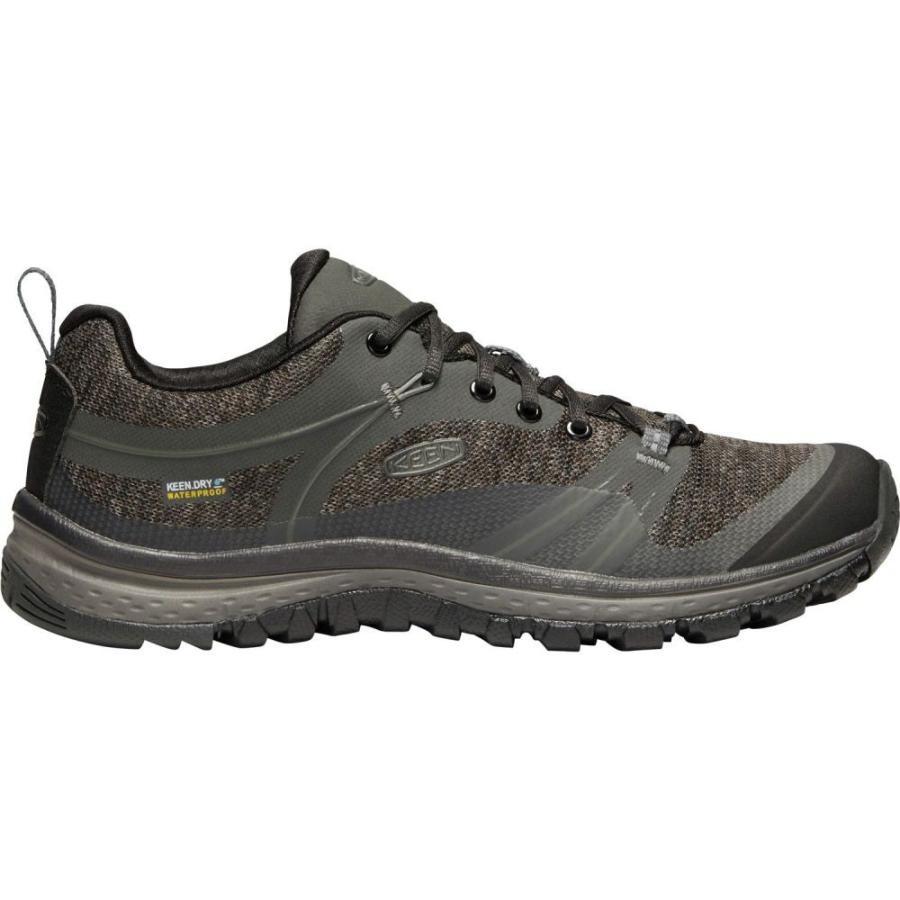 キーン Keen レディース ハイキング・登山 シューズ・靴 terradora waterproof hiking shoes Raven/Gargoyle