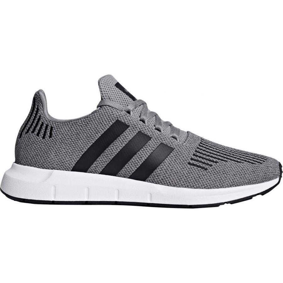 アディダス adidas メンズ ランニング・ウォーキング シューズ・靴 originals swift run shoes 黒/グレー